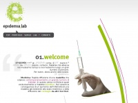 epidemialab.it project design php