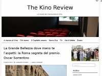 The Kino Review | La rivista del cinema bistrot Kino