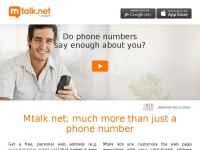mtalk.net