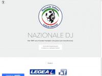 Nazionale DJ - Associazione Nazionale Italiana Calcio Disc Jockey  - Home