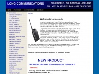 Longcom.ie - Long Communications