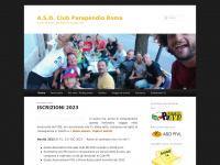 Club PR | Il Club dei Piloti di Parapendio Roma