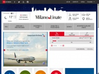 milanolinate-airport.com