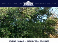 Parco Valentino -  Gran Premio dell' Automobile | 11-14 Giugno Torino 2015 - Festival Motoristico Salone dell'Auto all'Aperto