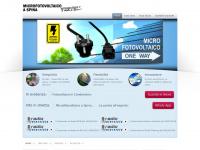 Microfotovoltaico a Spina - One Way