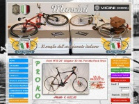Mancini Sas :: vendita bici, mountain bike, mtb vicini, city bike e accessori