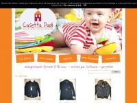 Casettadadi.it - Casetta Dadì - Abbigliamento per bambini 0 -16 anni - Cagliari