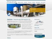 Trattamento acque reflue industriali e civili - Specialacque Srl - Brescia