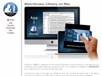 WtLibrary | Watchtower Library on Mac