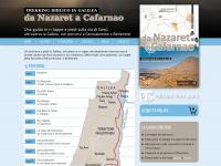 Trekking Biblico in Galilea | da Nazaret a Cafarnao