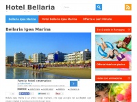 Hotel di Bellaria Igea Marina e le vacanze in Romagna