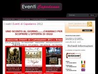 eventicapodanno.it eventi event