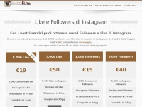 Instalike.it - Instagram Like + Followers » ottenere popolarità con instagram