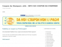 coupondastampare.info