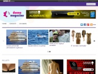 Donne Magazine | Attualità, costume, moda, bellezza, cinema, celebrity, musica, tv e gossip.