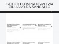 """Istituto Comprensivo """"Via Giuliano da Sangallo"""""""