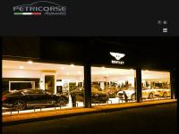 Petri Corse Srl, Firenze - Bentley, Lamborghini, Corvette, Cadillac, Rolls Royce, De Tomaso,