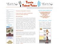 TalentVoice - Concorso di voci nuove - Ronciglione - Home page