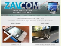 Zavcom.it - Riparazione iPhone, iPad, Assistenza PC Mac Verona - ZAVCOM
