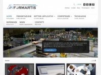 Impiantistica industriale, automotive, industrial design. - Formartis S.r.l.