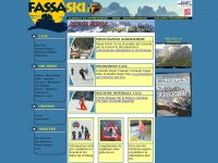 Fassaski.it - Fassa Ski.it - Sciare in Val di Fassa - Entra nel paradiso del Dolomiti Superski