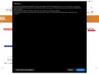 TECNOCENTER di MONTANARI NATALE - Macchine da cucire - Pesaro Marche