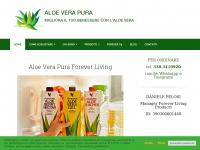 Aloe Vera Pura - Prodotti per il benessere e la bellezza