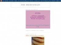 thebridesmaid.blogspot.com