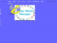 Zensoft -Zensoft - Social Media Manager