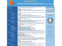 FEDERNOTAI - federnotai.it - Prima Pagina