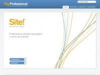 Home page - SiteProfessional CMS