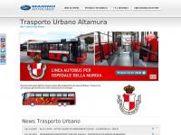 trasporto urbano altamura, linee per ospedale della murgia, servizio urbano altamura, pullman altamura