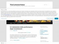 thecustomervalue.wordpress.com