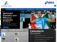 fidal.it fidal atletica master assoluti