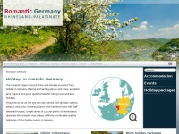 Holidays in Romantic Germany