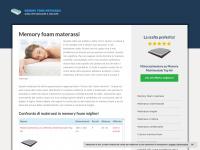 memoryfoammaterassi.com