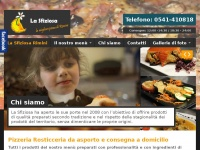 La Sfiziosa, la migliore pizza di Rimini