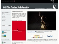 filmfestivallessinia.it film festival