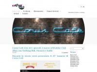 Coruscafe.it - Corus cafè - Corus Cafè Periodico d'Arte e Cultura